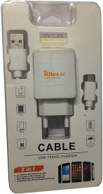 Devinez 3505-C10 Battery Charger (White)