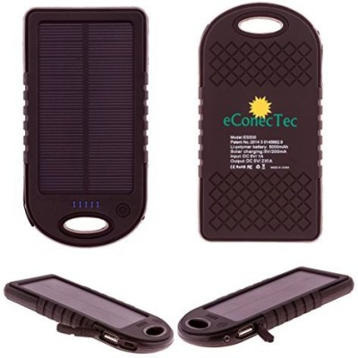 eConecTec-5000mAh-Solar-Power-Bank