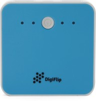 DigiFlip Essential 3200 mAh PC005 Power Bank / Portable Mobile Charger: Battery Charger