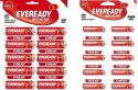 Eveready  Battery - Combi 10 AA & 10 AAA CZN Batteries (Non Rechargeable) (RED)