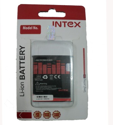 Intex-1300mAh-Battery-(For-Micromax-A65-Bolt)