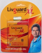 LivGuard GL MMX A A115 A116 battery for Micromax Canvas HD & Micromax Canvas 3D