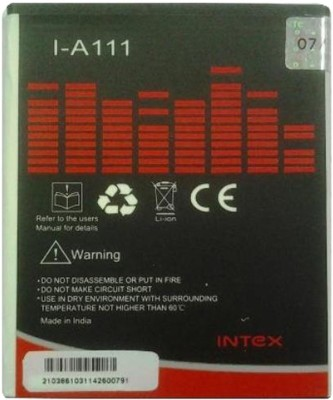 Intex A111 1800mAh Battery (for Micromax Canvas Doodle)