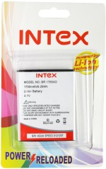 Enigma Intex Aqua Speed BR1765AO 1700mah Battery