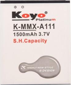 Koyo-1500mAh-Battery-(For-Micromax-A111)