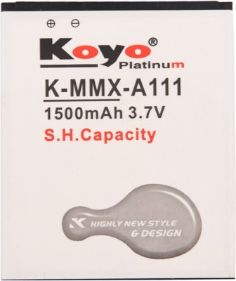 Koyo 1500mAh Battery (For Micromax A111)