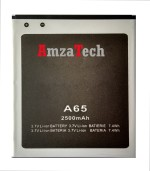 AmzaTech For Micromax A65 Bolt Battery