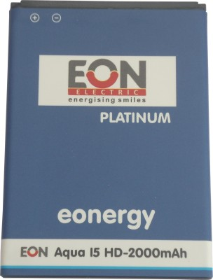 Eon 2000mAh Battery (For Intex Aqua i5 HD)