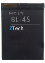 ZTech For Nokia BL 4S Battery