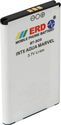 ERD 1100mAh Battery (For Intex Aqua Marvel)