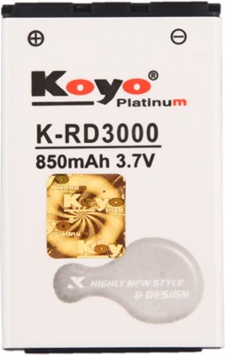 Koyo 850mAh Battery (For LG RD3000)
