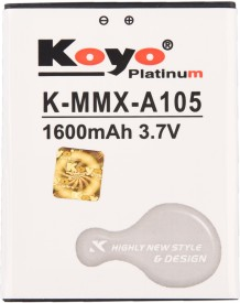 Koyo-1600mAh-Battery-(For-Micromax-A105)