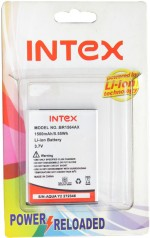 Enigma Intex Aqua Y2 BR1564AX Battery 1500mah