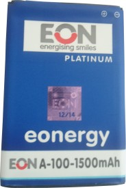 Eon 1500mAh Battery (For Micromax A100)