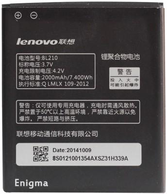 Enigma Lenovo BL210 Battery 2000mah