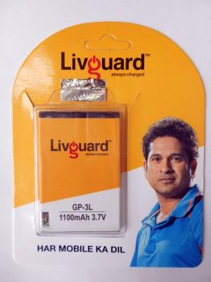 Livguard GP 3L Battery For Nokia BP 3L Battery for Lumia 510/610/710 Asha 303/603