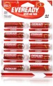 Eveready  Battery - 1015 Carbon Zinc Batteries Size AA Non Rechargeable (Red)