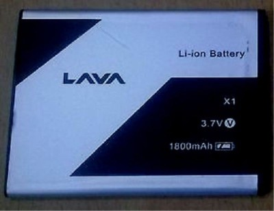 Lava X1 1800mAh Original Battery