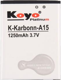 Koyo-1250mAh-Battery-(For-Karbonn-A15)