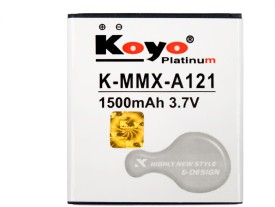 Koyo 1500mAh Battery (For Micromax A121)