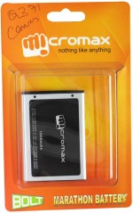 Enigma Micromax Canvas Pep Q371 1800mah Battery