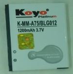 Koyo mmxa75