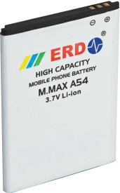 ERD 1150mAh Battery (For Micromax A54)