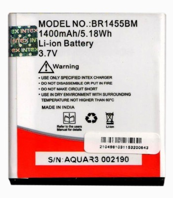 Intex BR1455BM 1400mAh Battery