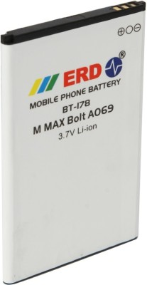 ERD 1500mAh Battery (For Micromax Bolt A069)