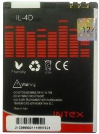 Intex BL4D 1000mAh Battery (for Nokia N97, E7, N8, E5 & Lava Spark)