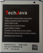 TechJava For Samsung Duos S7562 EB425161LU Battery