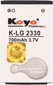 Koyo 700mAh Battery (For LG 2330)