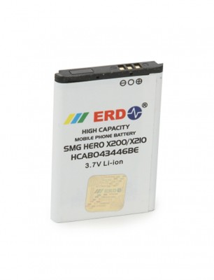 ERD 800mAh Battery (For Samsung Hero/ B2100/ Champ Duos/ E1175/ E1080/X160/ Spice-5460/ S-3010)
