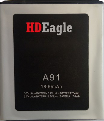 HD Eagle For Micromax A91 Battery