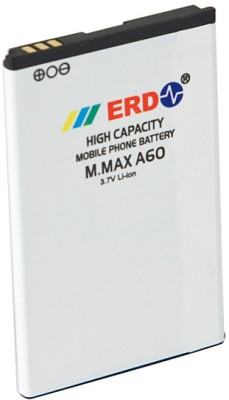 ERD 1000mAh Battery (For Micromax A60)