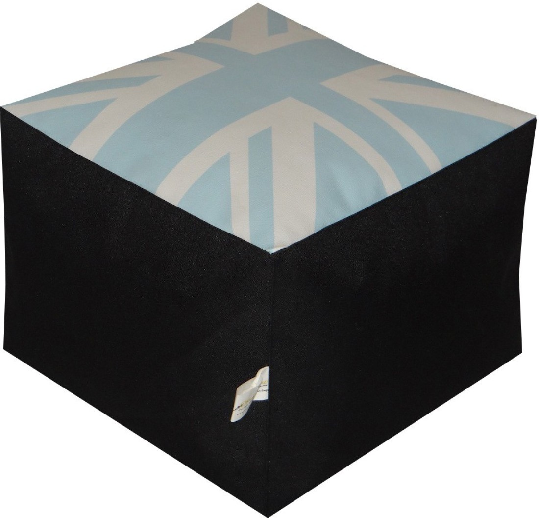 Orka Bean Bags XXL Bean Bag Footstool  With Bean Filling available at Flipkart for Rs.899