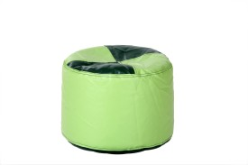 The Bean House XL Bean Bag Footstool  Cover (Without Filling)