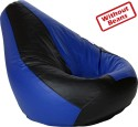 Comfy Bean Bags XXL Teardrop Bean Bag  Cover (Without Filling)