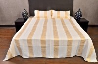 Banana Prints Polyester, Cotton Double Bed Cover