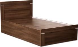 Debono Engineered Wood Single Bed With Storage