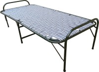 Aggarwal Folding Beds Metal Single Bed (Finish Color -  Matte)