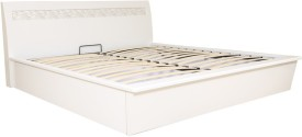 HomeTown Alicia Engineered Wood Queen Bed With Storage