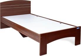 Spacewood Nobel Engineered Wood Single Bed
