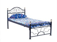Irony Furniture Metal Single Bed