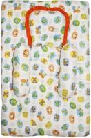 Wonderkids Animal Print Cotton Bedding Set (Orange)