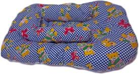 Baybee Printed Cotton Silk Blend Bedding Set