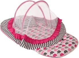 Bacati Velcro Cotton Bedding Set