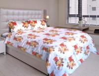 Just Linen Cotton Bedding Set Multicolor -Aqua, Blue, Grey