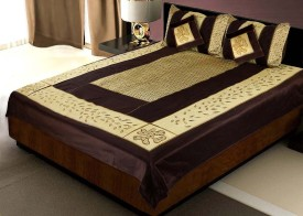 Tradition India Polyester Bedding Set