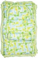 Wonderkids Giraffe Print Cotton Bedding Set (Green)